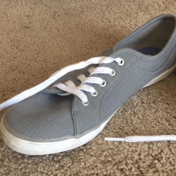 Keds Shoes | Light Grey Keds | Poshmark
